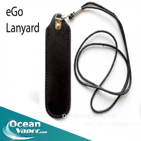 EGO EGO-T lanyard necklace leather portable carrying case