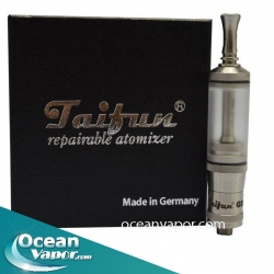 mini taifun rebuildable atomizer vision clearomizer