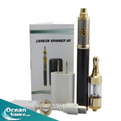 Carbon Spinner III Protank 3 Kit